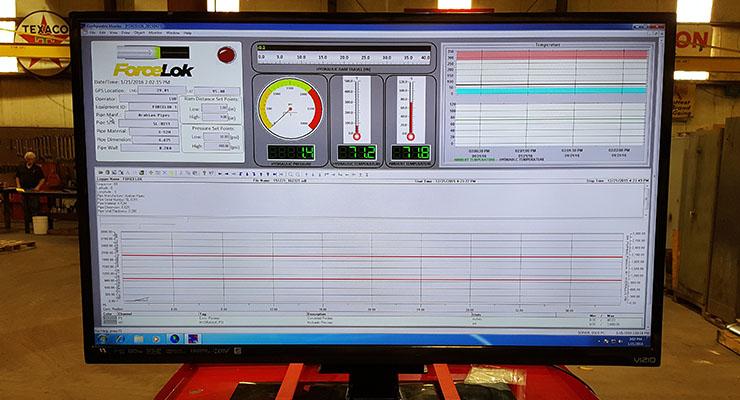 ForceLok Computer Monitoring System